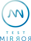 Test Mirror logo